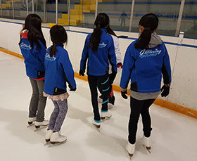 Competitive Figure Skating Lessons Toronto