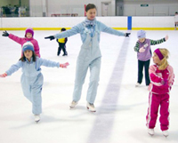 Learn to skate programs in richmond hill